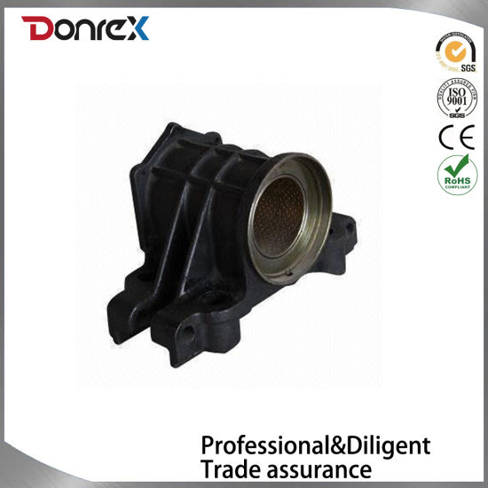 Bearing Housing of Auto Parts (24T and 32 T) , Comes in Ductile Iron, Used in Automobile Truck Bus