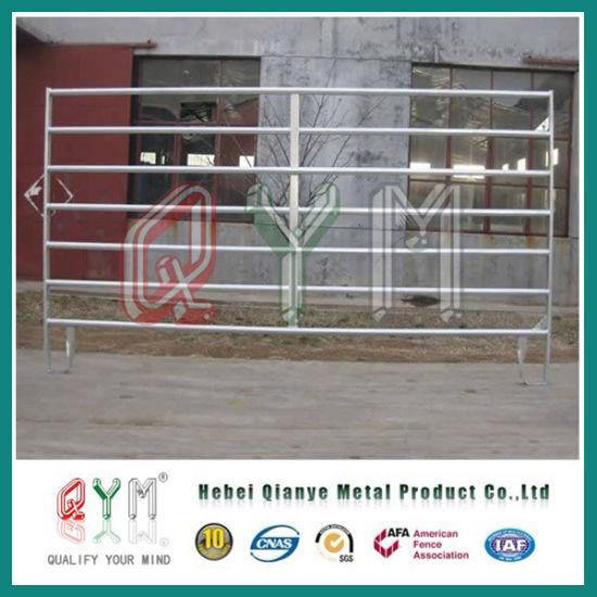 China High Quality Tubular Horse Fence Panel Entry Gate Horse Gate