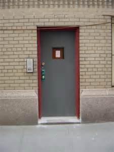 Steel Fire Door with UL Certified Bm Trada Standard