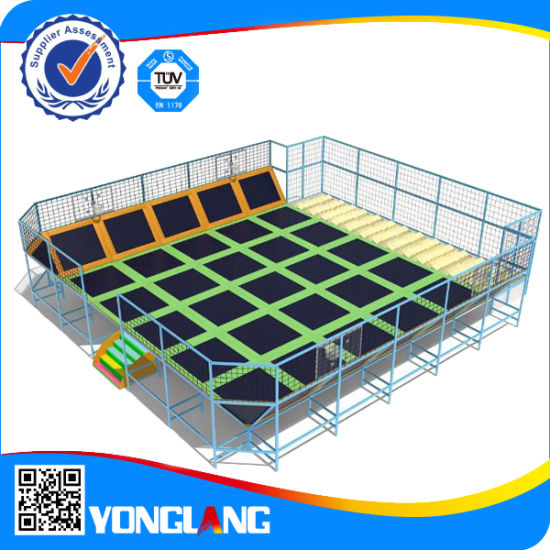 China Professional Manufacturer Set up Indoor Trampoline Park pictures & photos