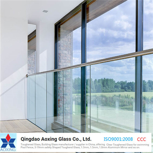 Clear/ Bronze/ Green/ Grey Laminated Glass for Building