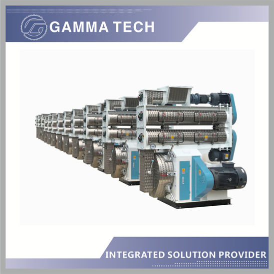 China Manufacture Chicken Cattle Sheep Livestock Fish Poultry Pig Animal Feed Pellet Mill Feed Pellet Making Machine
