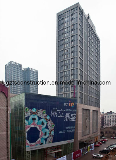 Visible Frame Glass Facade Curtain Wall pictures & photos
