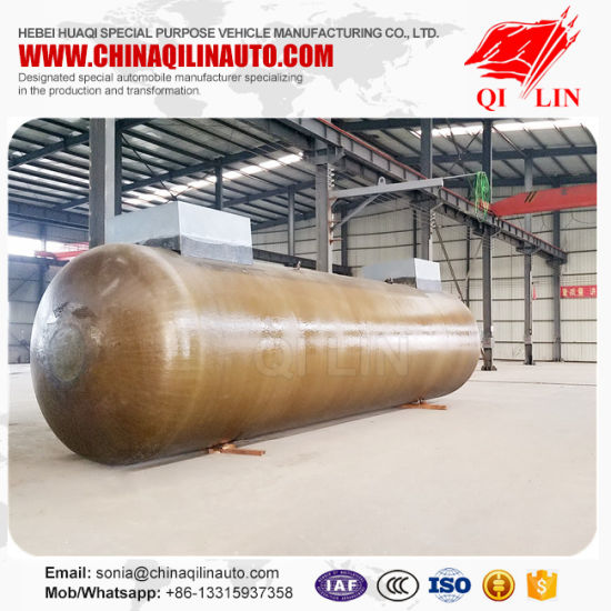 50000liters Volume UL Certificate Underground Tanker Sales pictures & photos