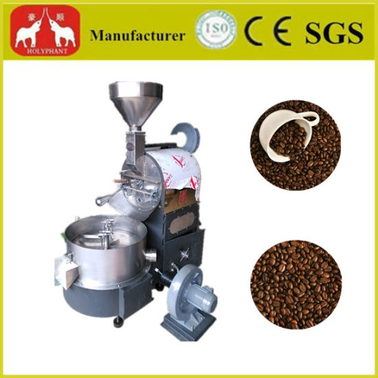 for Coffee Shop! Commercial Stainless Steel 5kg Coffee Roaster