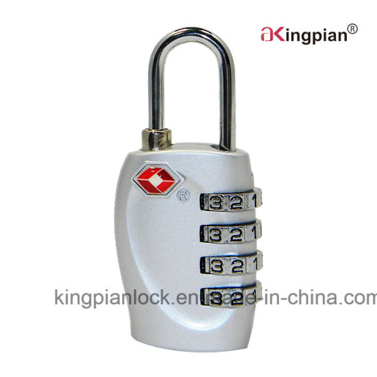 Tsa Digital Combination Padlock for Luggage and Bag pictures & photos