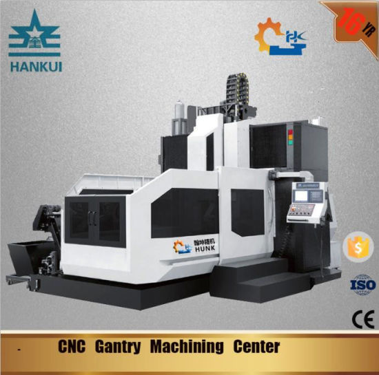 Gmc1513 High Precision Chinese CNC Double Column Machining Center