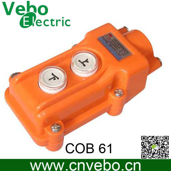 China Cob 61 Cob62  Cob 63  Cob 64 Hoist Switch  Crane Switch  Xac Control Station Switch