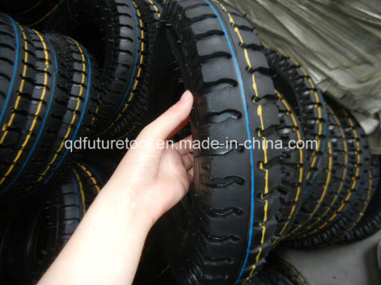 Three Wheel Motorcycle Tyre and Tube pictures & photos