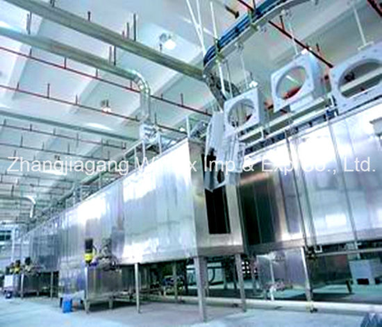 Air Conditioning Shell Powder Coating Machine pictures & photos