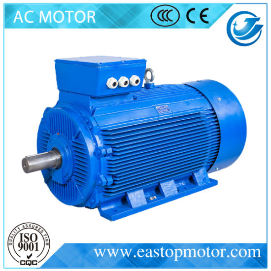 Ce Approved Russia Standard Electric Motors for Petroleum with Cast-Iron Housing pictures & photos