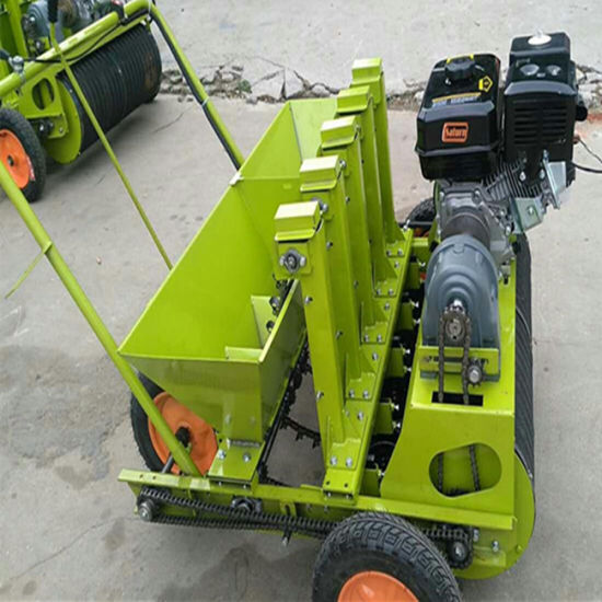 China Wholesale Agricultural Farm Machinery Vegetable Garlic Planter