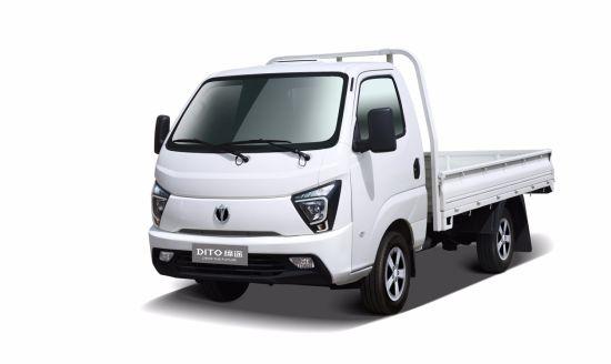 Waw Diesel Mini Cargo Truck with Euro 4 Engine