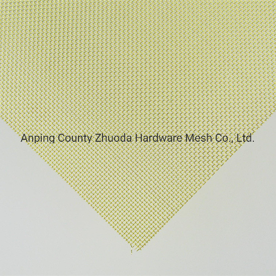 Ebay Amazon Gold Supplier Brass Wire Cloth Mesh Good Quality