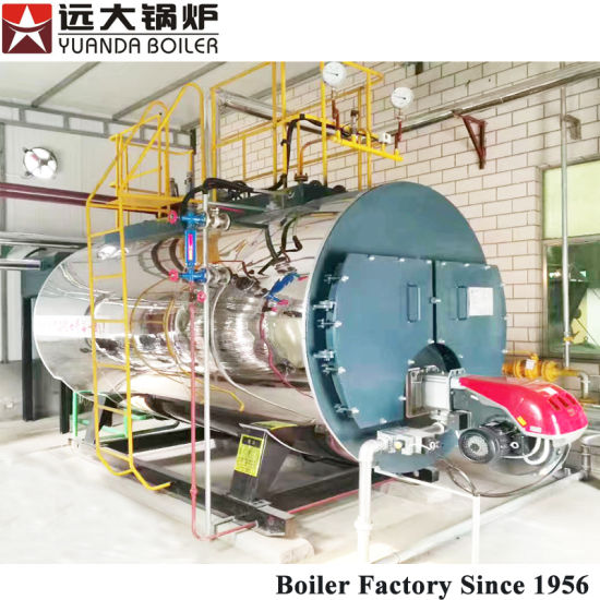 LPG/Natural Gas/LNG Hot Water Boiler Heating System Made in China ...