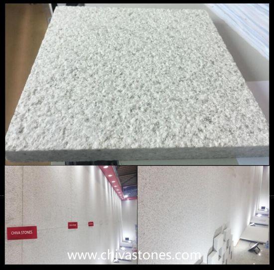 China Natural Stone White Galaxy Granite Tiles Pearl White Slabs ...