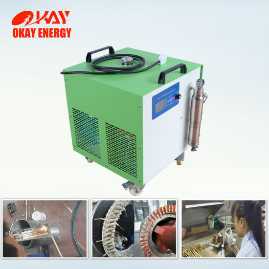 Electric Motor Repair Tools Copper Solder Oh1000 Hho Water Welder Machine pictures & photos