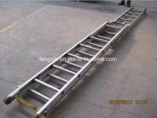 Emergency Rescue Truck Parts Special Vehicles Accessories Aluminum Ladder/Drawers