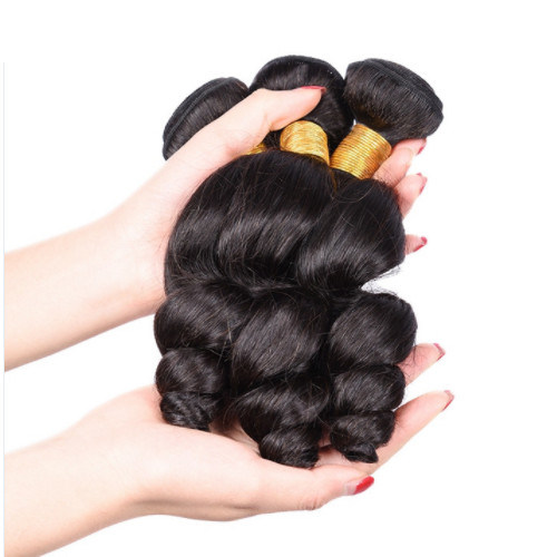 Malaysian Loose Wave Virgin Hair Bundles Hair Extension Hair Wig for South Africa Marketjfy-020 pictures & photos