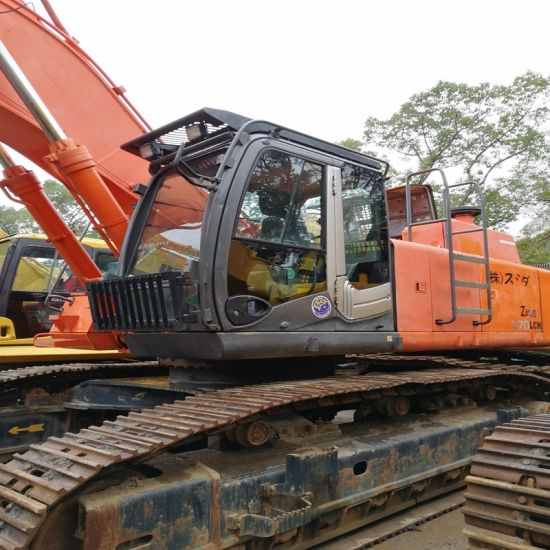Used Japan Construction Machinery Hydraulic Crawler Hitachi Zx-470 Excavator