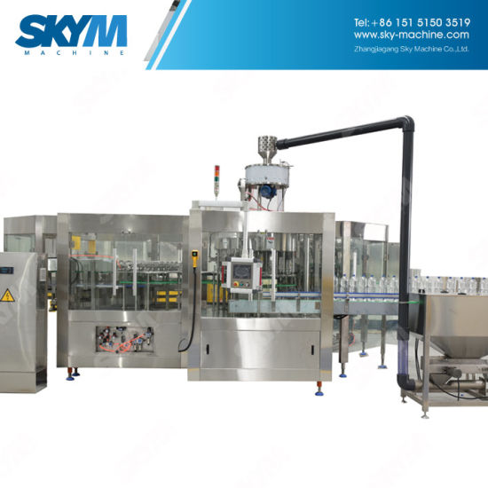 12hours Working High Capacity Drink Water Filling Production Machine