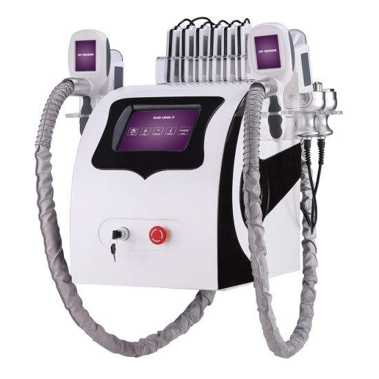 Velashape+Cryolipolysis+40K+RF 4 in 1 Multifunctional Fat Freezing Liposuction Machine Slimming Machine