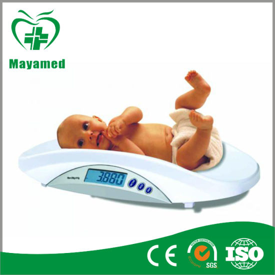 My-G068d Baby Toddler Weighing Scale Infant Weight Grow Health Meter Electronic Digital Scale pictures & photos