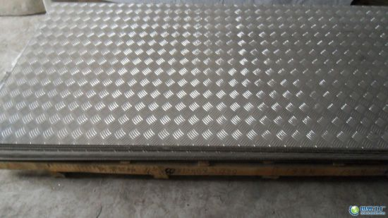 Aluminum/Aluminium Cold Rolling/ Hot Rolling Five Bar Plate pictures & photos