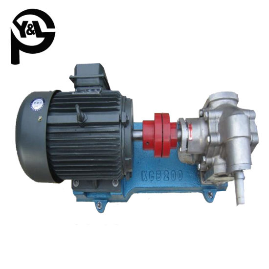 China KCB Series High Efficiency Electric Self Priming Gear