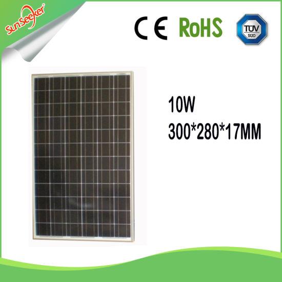 Mó Dulo De Panel Solar De Silicio
