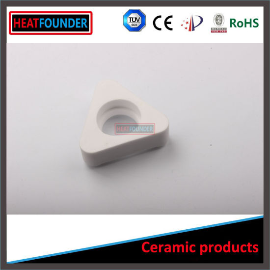 High Temperature Resistant Aluminina Mechanical Ceramic Insulator (6.7X8.5mm) pictures & photos