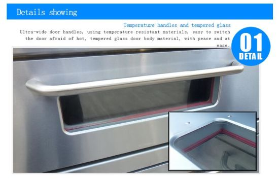 Hot Sale Gas Bread Baking Oven pictures & photos