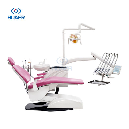 Dental Chair Type and Electricity Power Source Dental Unit with Ce pictures & photos