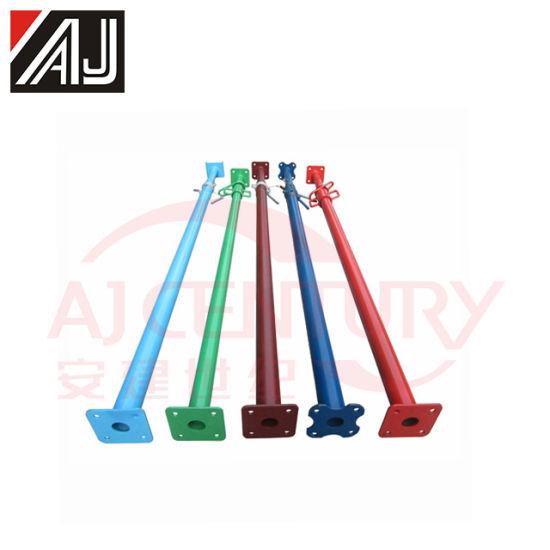 Heavy Duty Adjustable Steel Prop Scaffolding, Guangzhou Factory