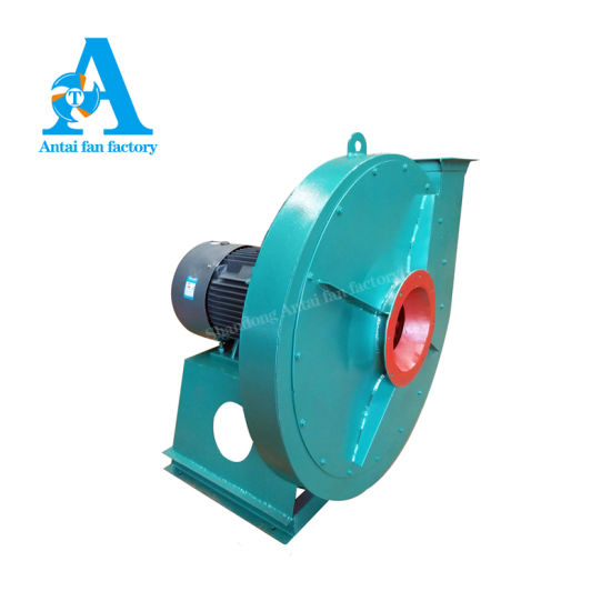 Carbon Steel/Stainless Steel High Pressure Industrial Exhaust Ventilation Centrifugal Electric Cooling Blower Fan