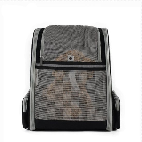 High Quality Outdoor Portable Bag Breathable Mesh Cloth Pet Backpack