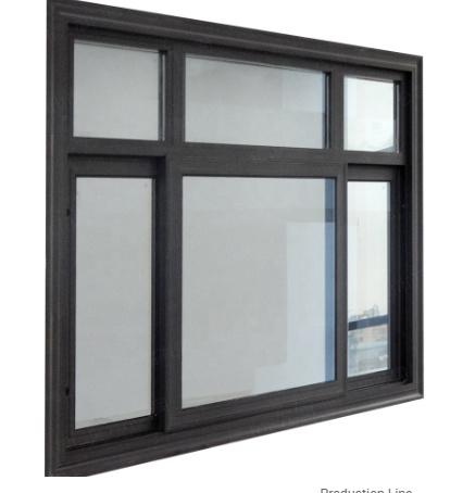 Slim Frame Sliding Glass Door Aluminum Sliding Windows & Doors