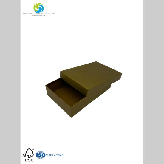Customized Shoes Box for Packaging with Coated Paper