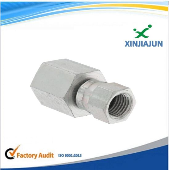China Factory Manufacture Thread Plastic Connector Brass Inserts for PVC Conduit Fitting