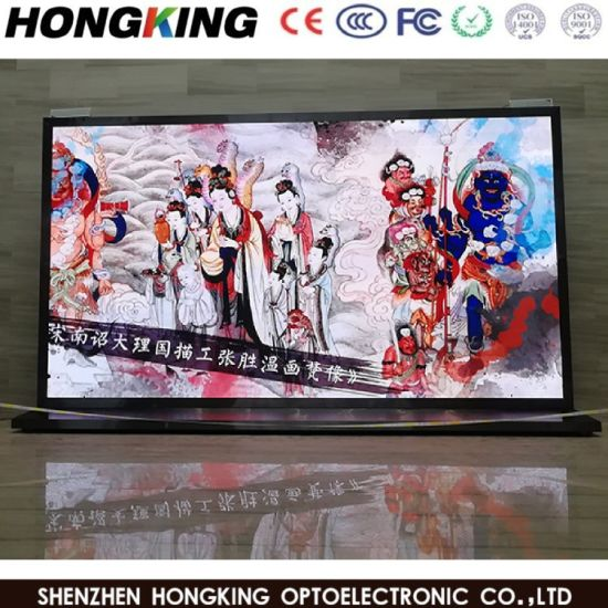 Shenzhen Factory Direct Sales SMD2020 LED Lamp Indoor RGB P3 Video Wall