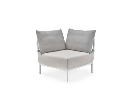 Modern European Style Hot Sale Rope Weaving Armrest Modular Sofa Set