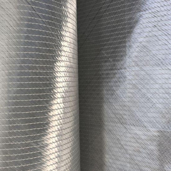 E-Glass Double Bias Glass Fiber Multiaxial Cloth Fiberglass Fabrics