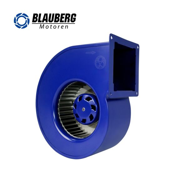 160mm Electronically Commutated Brushless Blower