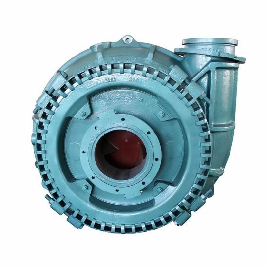 Horizontal Heavy Duty Mining Sand Minerals Processing Centrifugal Industrial Metal Rubber Slurry Pump