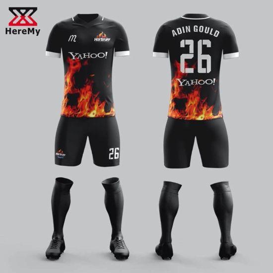 China Apparel Soccer Shirt Wear Soccer Jersey Sublimation Football Jersey China Stripes Soccer Shirt And Sublimation Football Shirt Price