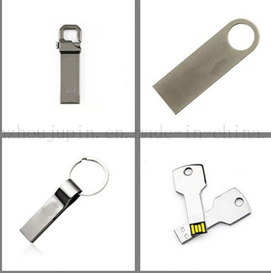 OEM Water-Proof Advertising Promotional Metal Flash Disk Drive USB Stick pictures & photos