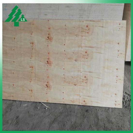 CD Grade Outdoor Usage Pine Wood Veneer CDX Plywood