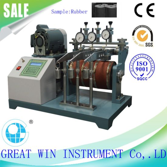 Nbs Rubber Abrasion Resistance Testing Machine (GW-006) pictures & photos