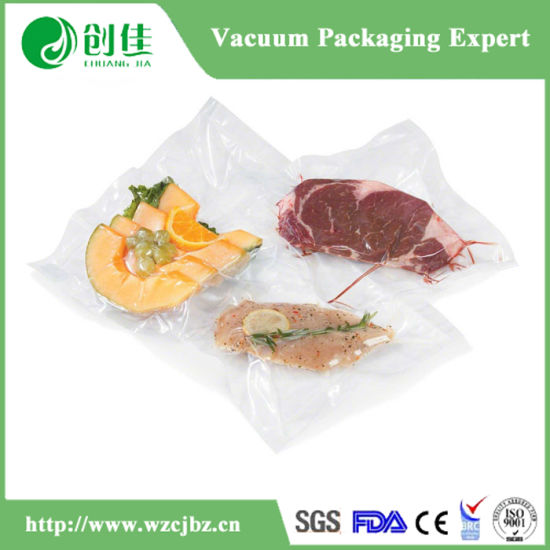 Blown Film Cast Film Vacuum Pack Bags for Food pictures & photos