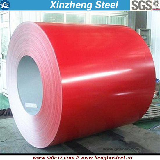 PPGI Zinc Coated Steel Coil Products Building Materials Color Coated Galvanized Steel Coils